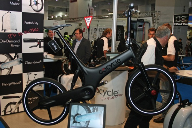 GoCycle black