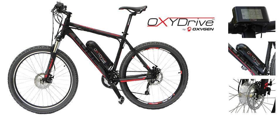 Oxydrive elektromos kerékpár átalakító szett