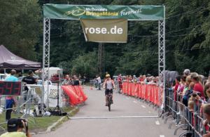 Az Ambringa versenyzője elsőnek ért fel a Kékesi célba, pedig hátulról indult...