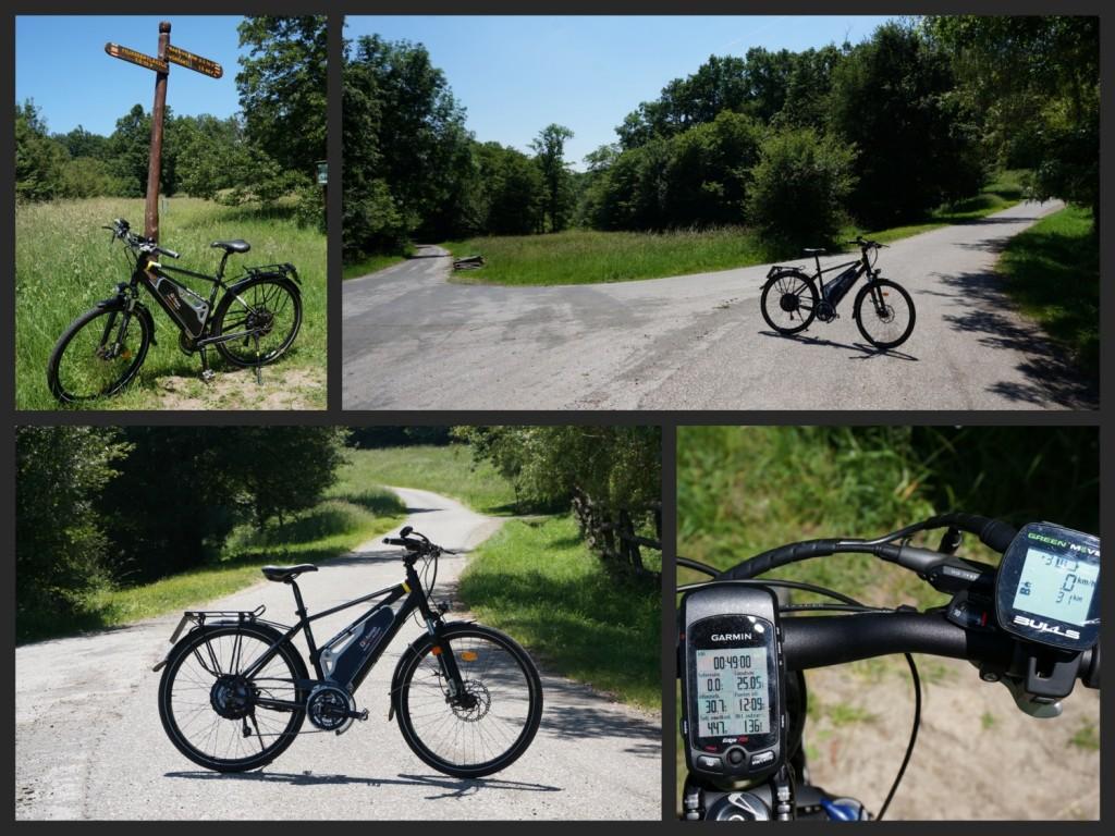 Bulls elektromos kerékpár a Papp-réten